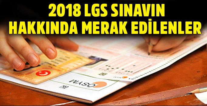 2018 LGS Ne Zaman Yapılacak?